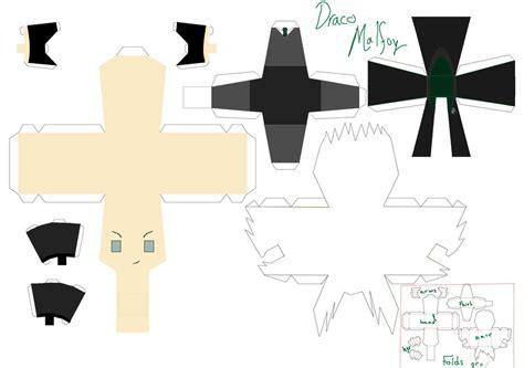 papercraft link template