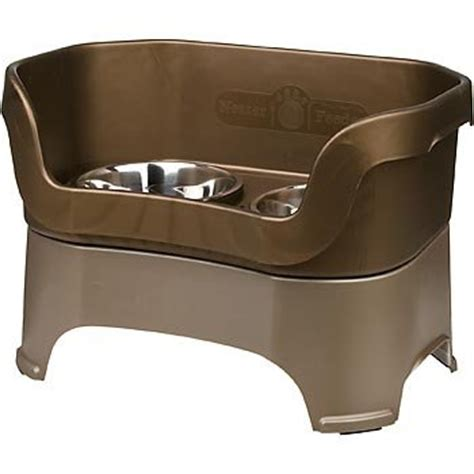 elevated feeders for large breeds elevated feeders for small and large dogs from single raised bowl stands to 3