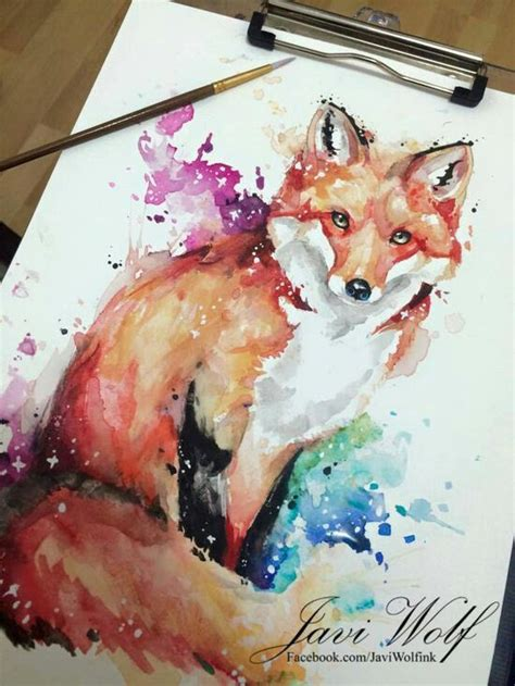 the 25 best watercolor wolf ideas on pinterest wolf