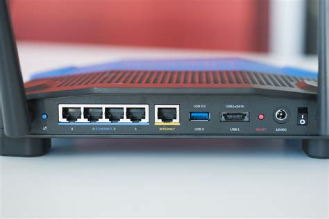Router Linksys Wrt1900ac In Depth On Review Of Linksys Wrt1900ac Wi Fi Router