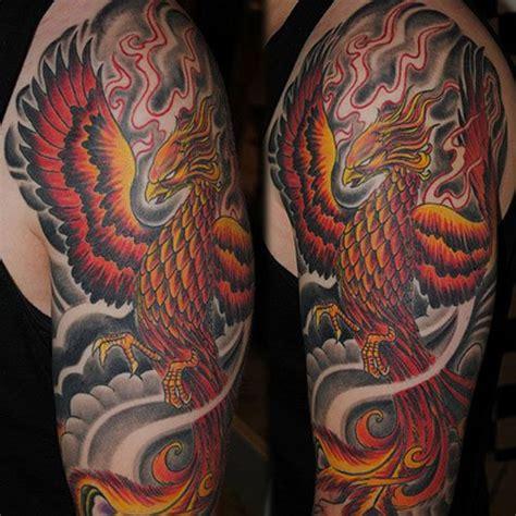 phoenix yakuza tattoo 23 phoenix tattoos for men