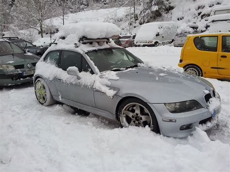 cadenas nieve bmw serie 1 fotos coupe bajo nieve bmw faq club