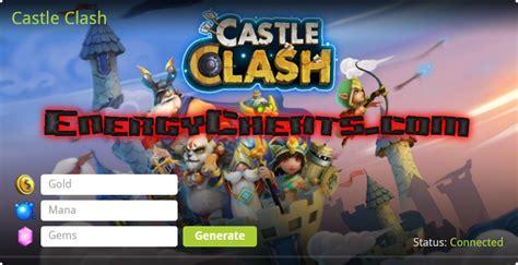 tutorial hack castle clash castle clash cheat tool energy cheats