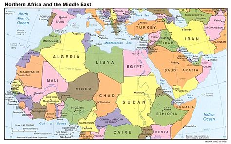 northern africa   middle east  full size