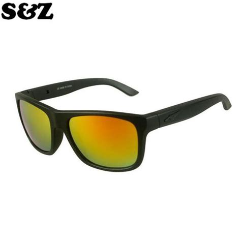 Sunglasses Kacamata Outdoor Moscot Trendy original brand designer sunglasses outdoor oculos de sol masculino sports eyewear sun