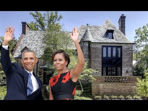 barack obama house barack obama house tour 2017 after leaving the white house youtube