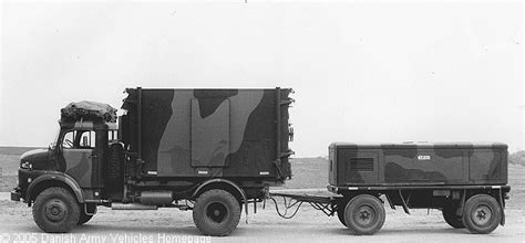 Mercedes La1313 36 Danish Army Vehicles Homepage