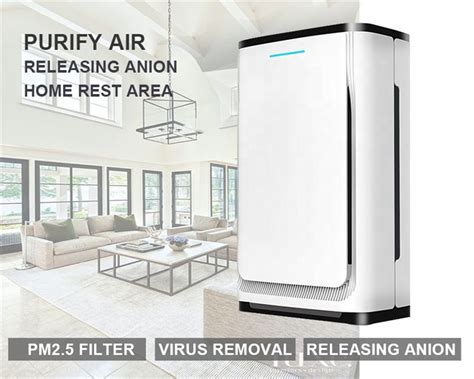 china  large room air purifier manufacturers factory