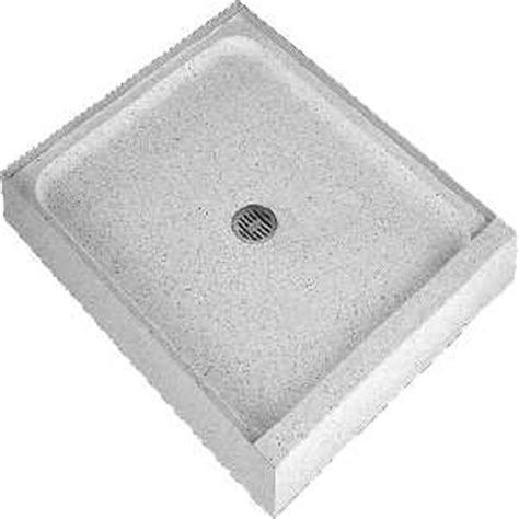 Terrazzo Shower Pan by Retro Bathroom Crane Shower Bases In Terrazzo A Most