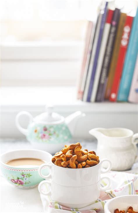 Oven Baked Nuts oven roasted cashewnuts testing panasonic nn cs894s