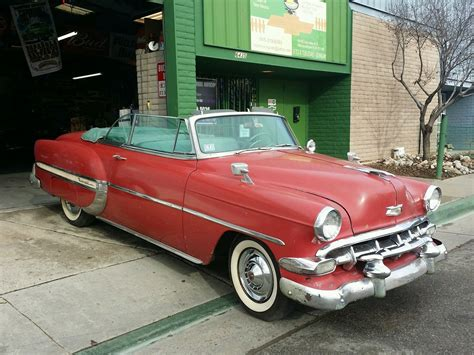 1954 chevrolet bel air convertible 1954 bel air convertible for sale in albuquerque new