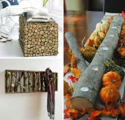 40 diy log ideas take rustic decor to your home amazing