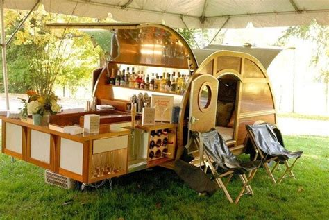 The Ultimate Bar by The Ultimate Bar Cer Vintage Trailer