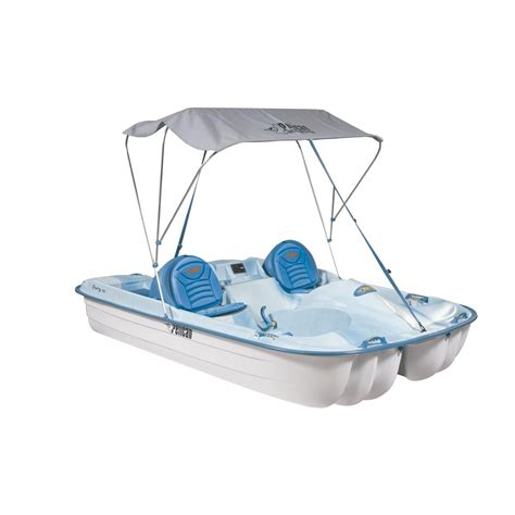 pelican pedal boats canada pelican 174 energy deluxe fade 5 passenger pedal boat