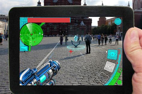 augmented reality augmented reality imagine these games in ar