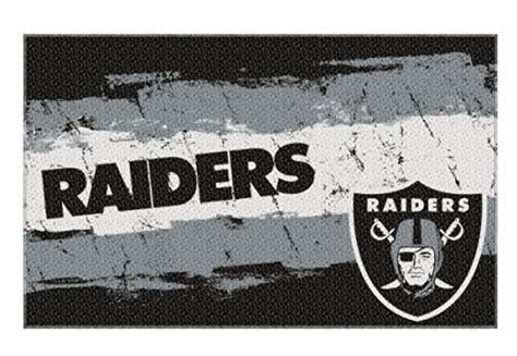 oakland raiders bathroom set set of 2 nfl oakland raiders bath mats football team logo