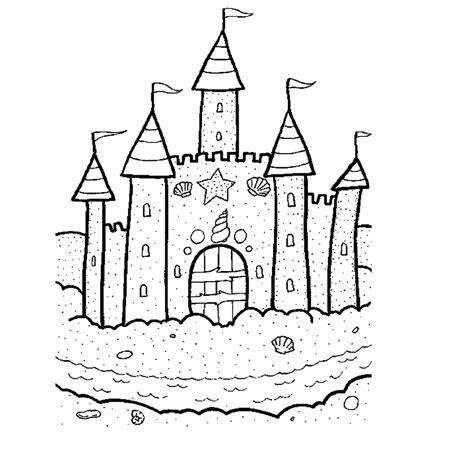 leuk voor kids een zandkasteel is ook een kasteel