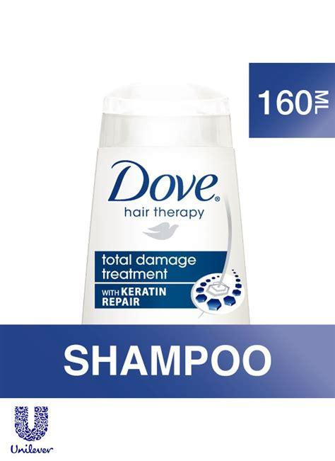 Dove Shoo Total Damage Treatment dove shoo total damage treatment btl 160ml klikindomaret