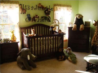 Jungle Themed Nursery Ls by Baby Nursery Carver Bean
