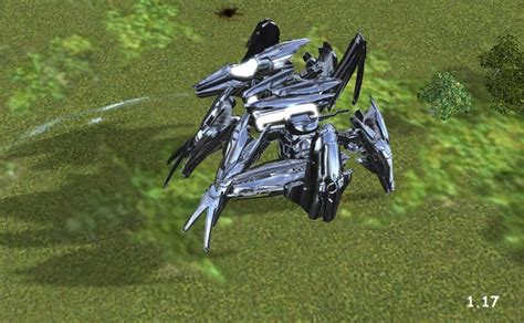 supreme commander mod seraphim t1 advanced battle bot image total mod