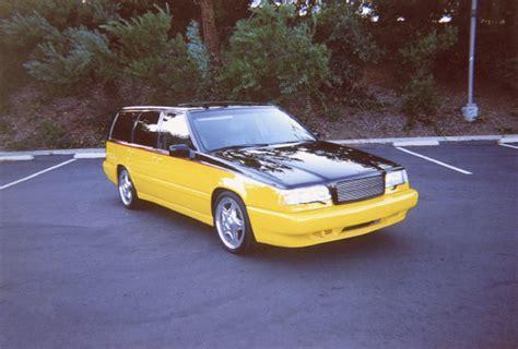 volvo  turbo custom wagon