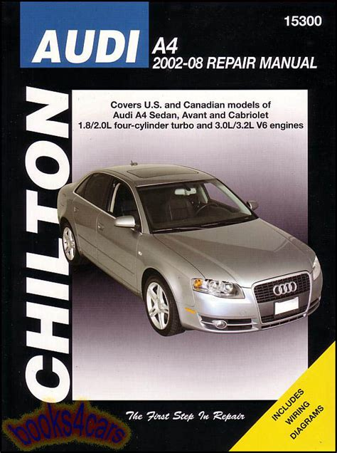 book repair manual 2005 audi s4 security system shop manual a4 service repair audi book chilton quattro haynes 2002 2008 38345020681 ebay