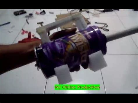 Vacuum Cleaner Bekas cara membuat vacuum cleaner dari barang bekas