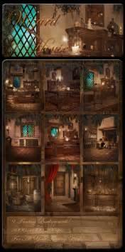 wizard house backgrounds by moonchild ljilja on deviantart