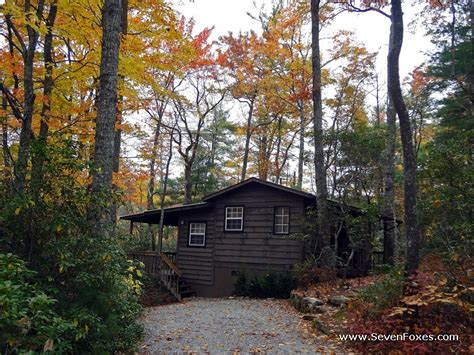 fox cabin rental cabins at seven foxes lake toxaway