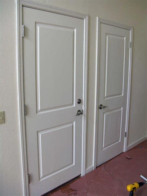 16 Interior Door 16 Prehung Doors Installed In Half Moon Bay