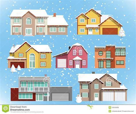 imagenes libres casa casas nevadas de la ciudad la navidad im 225 genes de