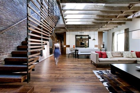 Barn Apartment Plans loft style interior design ideas