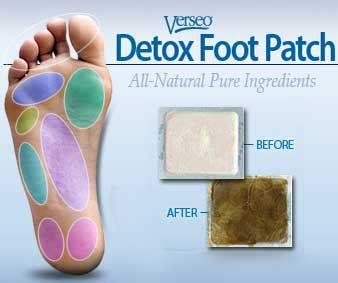 Effects On Detox by A Revelation Do Detox Patches Work