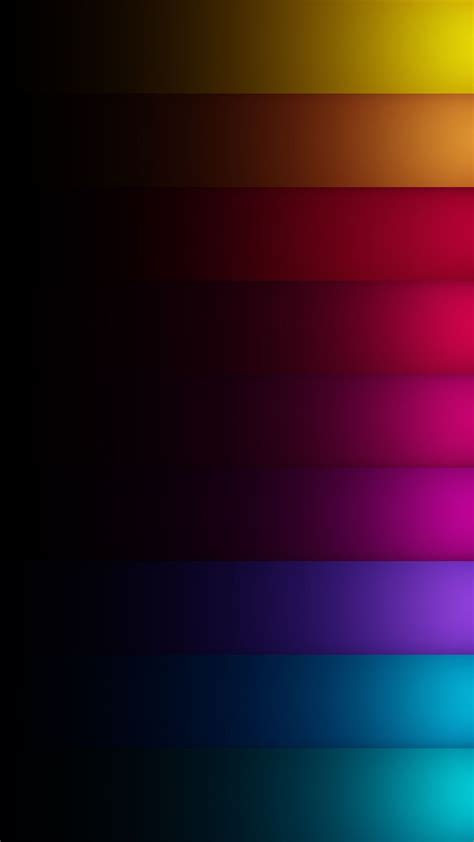 Shadow Colors Rainbow Android Wallpaper free download
