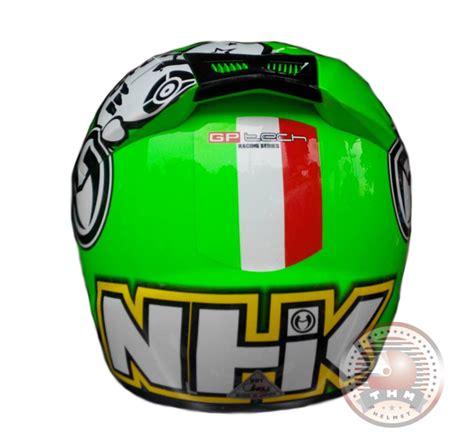 Helm Nhk Gp Tech Carbon helm nhk gp tech misano pabrikhelm jual helm murah