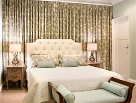 bedroom wall drapes window behind bed solution for the home pinterest