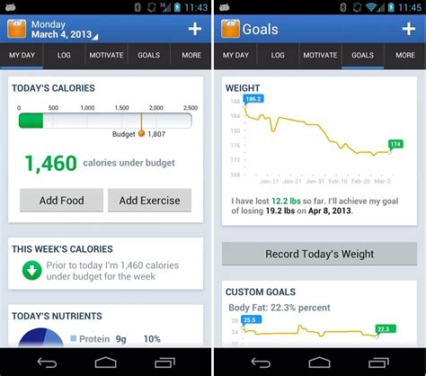 lose it android 10 best fitness apps for android phones tech buzzes