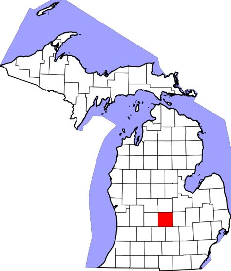 file map of pennsylvania highlighting clinton county svg file map of michigan highlighting clinton county svg wikimedia commons