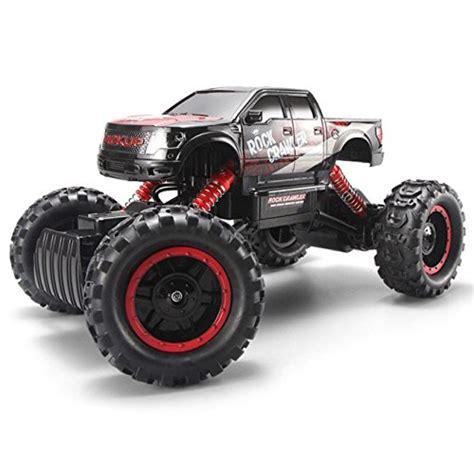 Rc Rock Crawler Offroad 24ghz 4wd Racing Car Szjjx Rc Cars Rock Road Racing Vehicle Crawler Truck 2