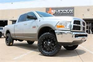 Dodge Truck Aftermarket Wheels Sell Used 2012 Dodge Ram 2500 Cummins Diesel Slt 4x4