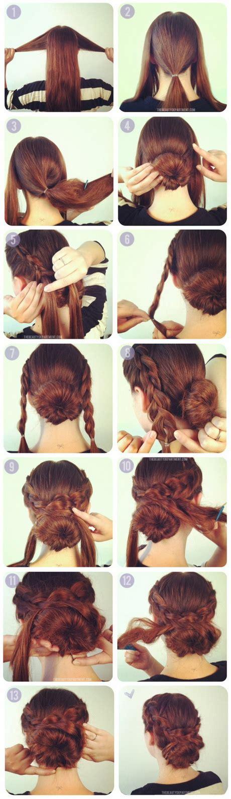 Haarstyle Vrouwen by Ideeen Kapsels Halflang Haar