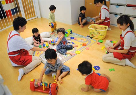 day care maternity leave day care still elude many working mothers the japan times