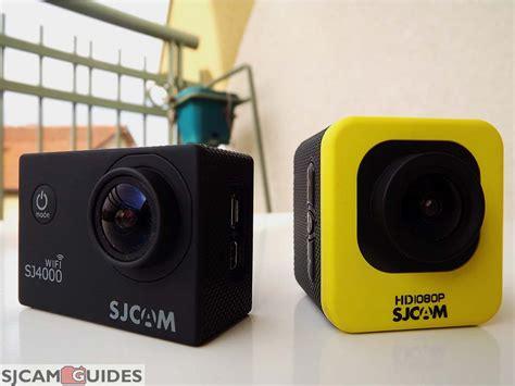 Sj4000 Wifi sjcam sj4000 vs m10 cube comparison pevly