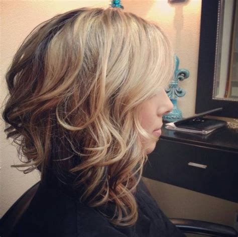 Medium Stacked Hairstyles by 21 Gorgeous Stacked Bob Hairstyles Popular Haircuts