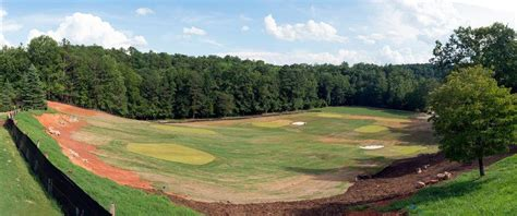 s big canoe adds improved golf practice facility