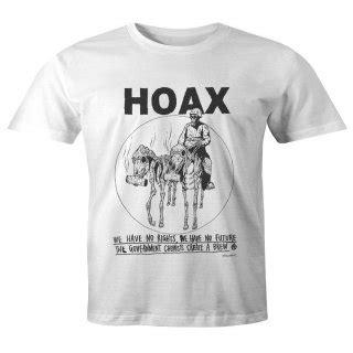 Sweater Hoax t shirt