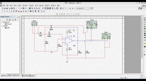 high pass filter using multisim high pass filter using multisim 28 images simulation of narrow band pass filter bpf band p