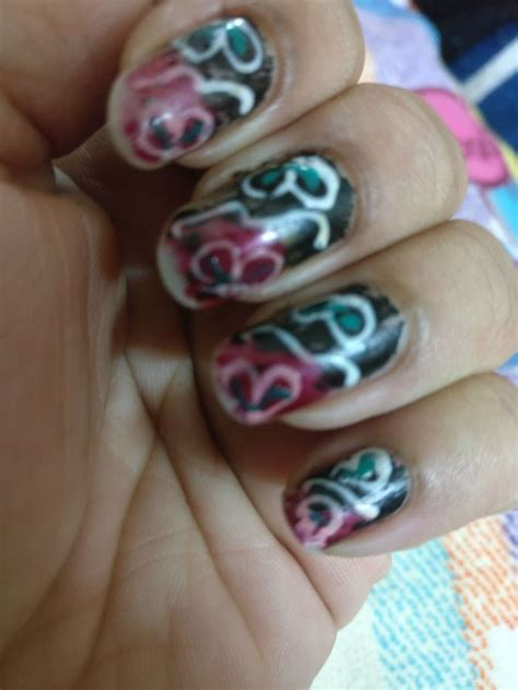 Painting Your Nails by 3 Ways To Paint Your Nails Wikihow