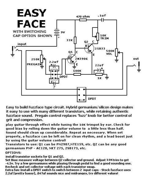 germanium transistor fuzz schematic germanium fuzz schematic germanium get free image about wiring diagram