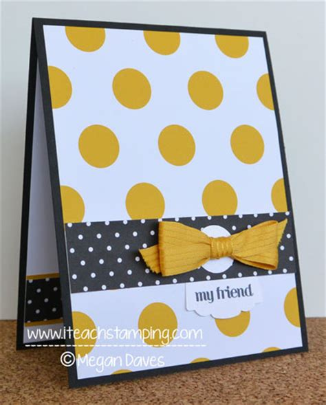 Handmade Friendship Greeting Cards - simple made greeting card idea paper craft ideas